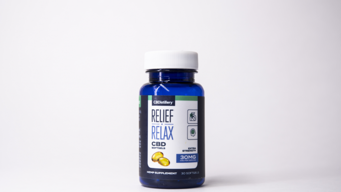 5 Times You Want Convenient, Pre-Measured CBD Capsules, Pills, & Softgels